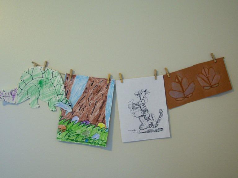 Kids art work 3