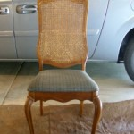 Ugly Dining Chair to Gorgeous Desk Chair