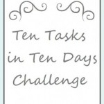 Ten Tasks In Ten Days Reveal