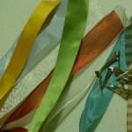 Wired Ribbon Flower Headbands