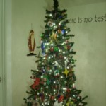 Kids Decorated Tree