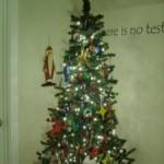 Kids Decorated Tree