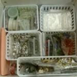 Organizing Whitney's Beads