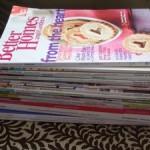Conquer Magazine Clutter