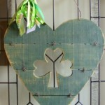 St. Patrick's Day Door Decor