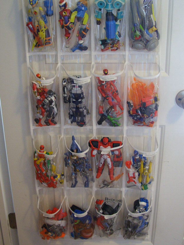 Organized boys 39 bedroom organize and decorate everything for Armario zapatero pvc