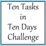 Ten Tasks In Ten Days Challenge