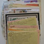 Organizing My Most Used Recipes