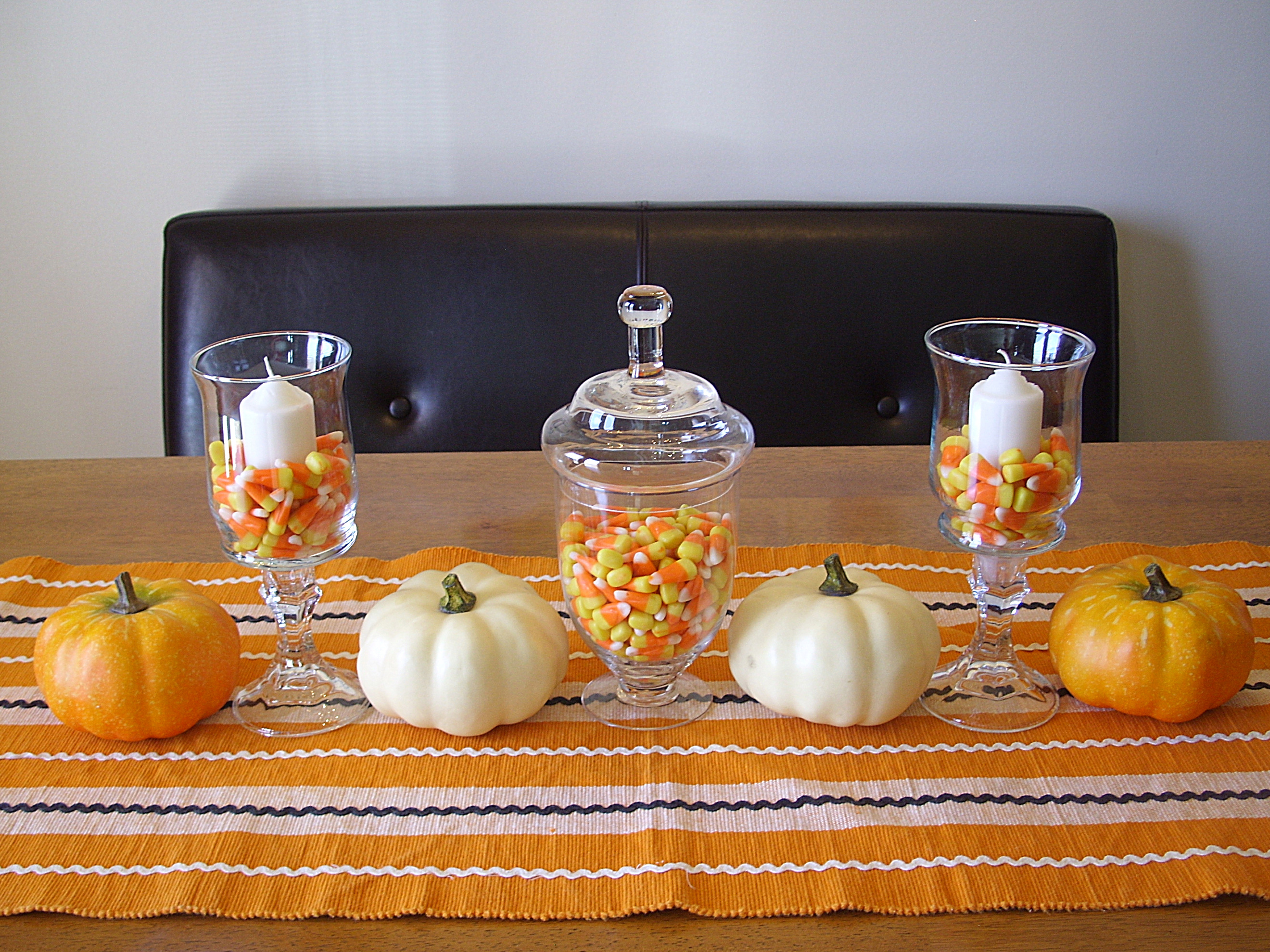 Halloween table decorations to make - Now