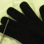 Fingerless Glamour Gloves