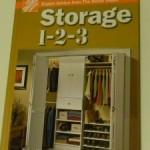 Storage 1-2-3 Giveaway Winner