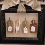 Framed Thankful Tags