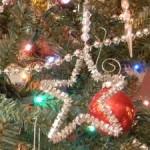Easy Monogram Ornaments