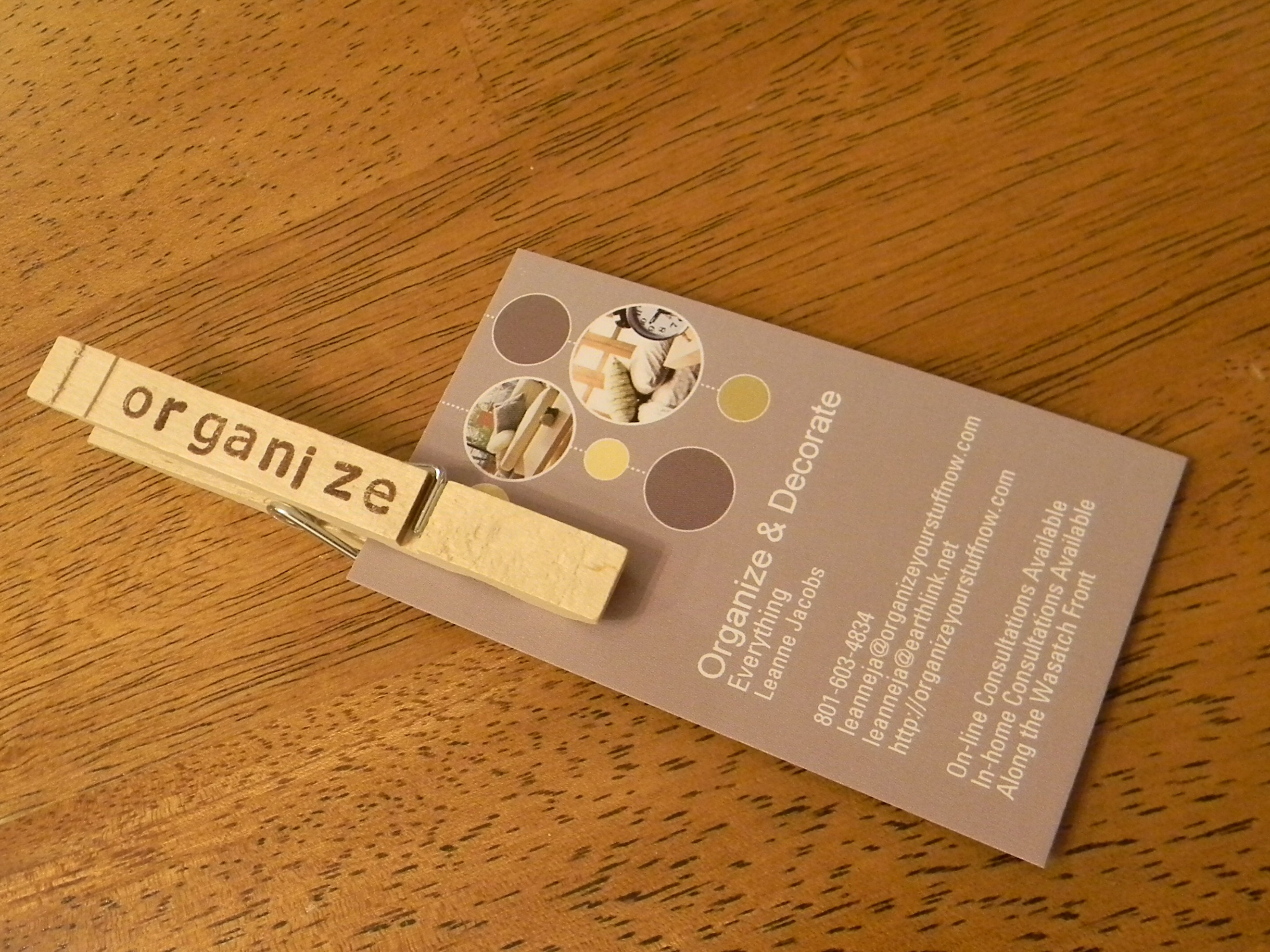 Business Cards Plus - Organize and Decorate Everything