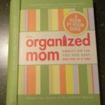 """Organized Mom"" Giveaway Winners and Features"