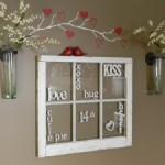 Valentine Word Window