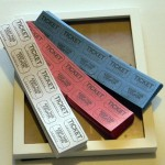 Tickets American Flag