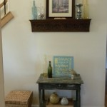 Summer Entry Table