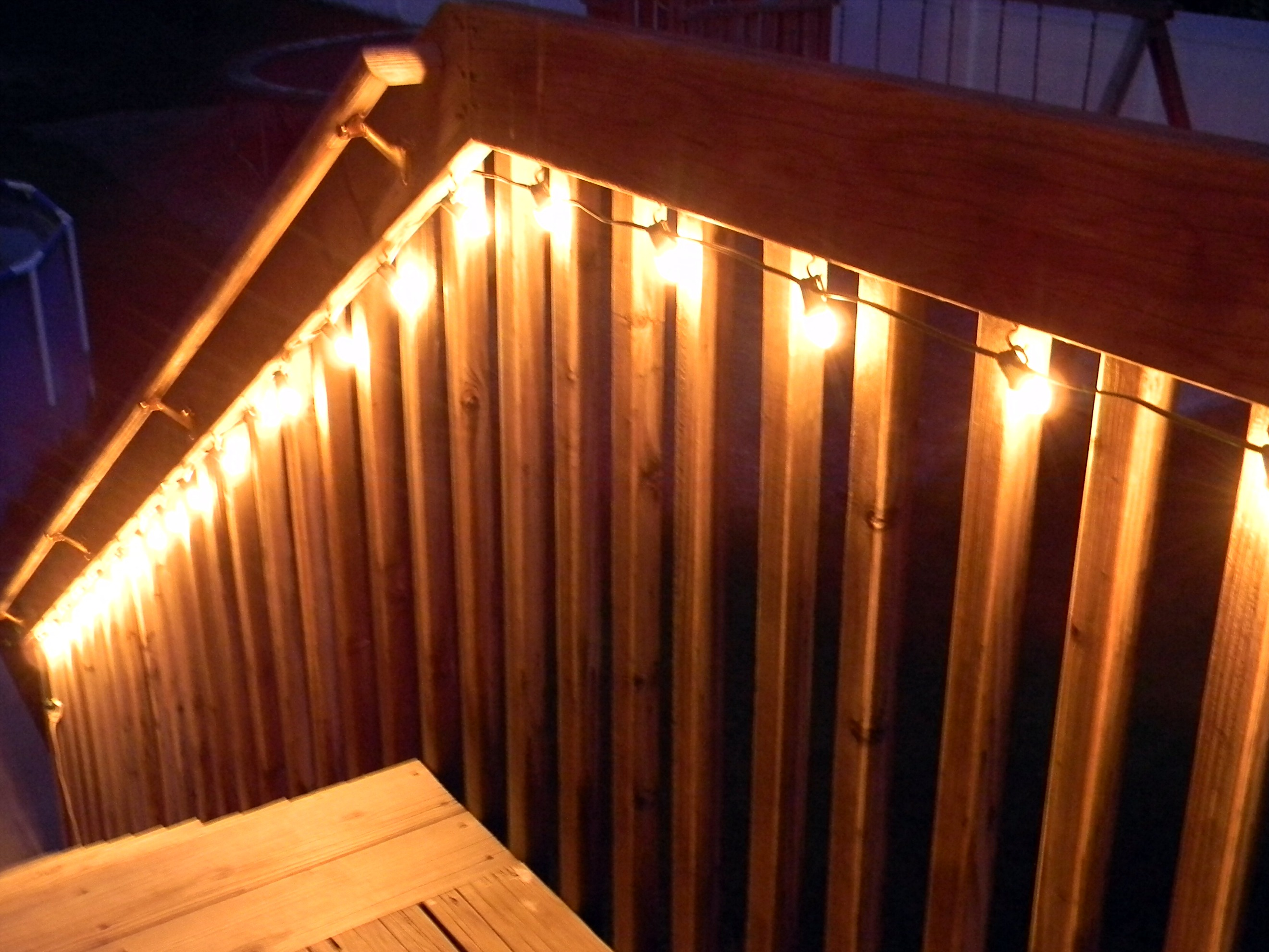 Quick tip 5 lighting the deck organize and decorate Patio and deck lighting ideas