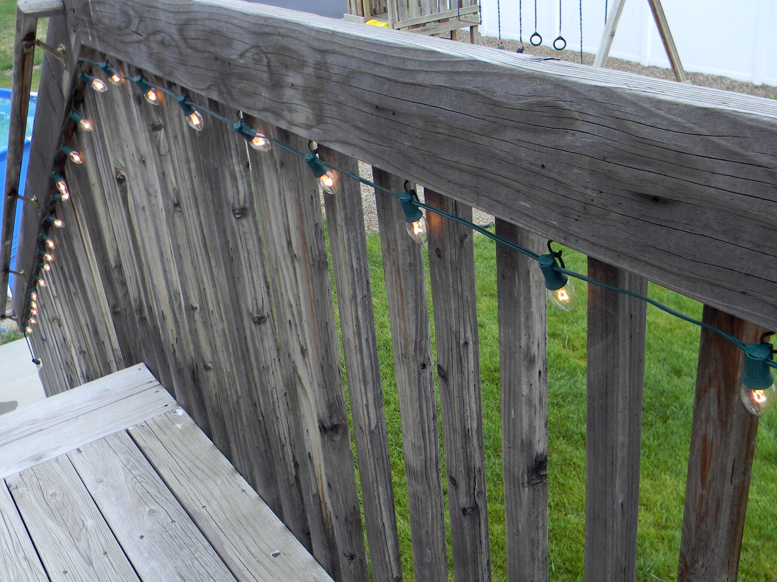 Quick Tip 5 Lighting The Deck Organize And Decorate