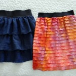 More Dress to Skirt Transformations