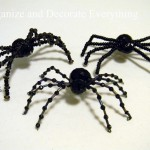 Beaded Spiders