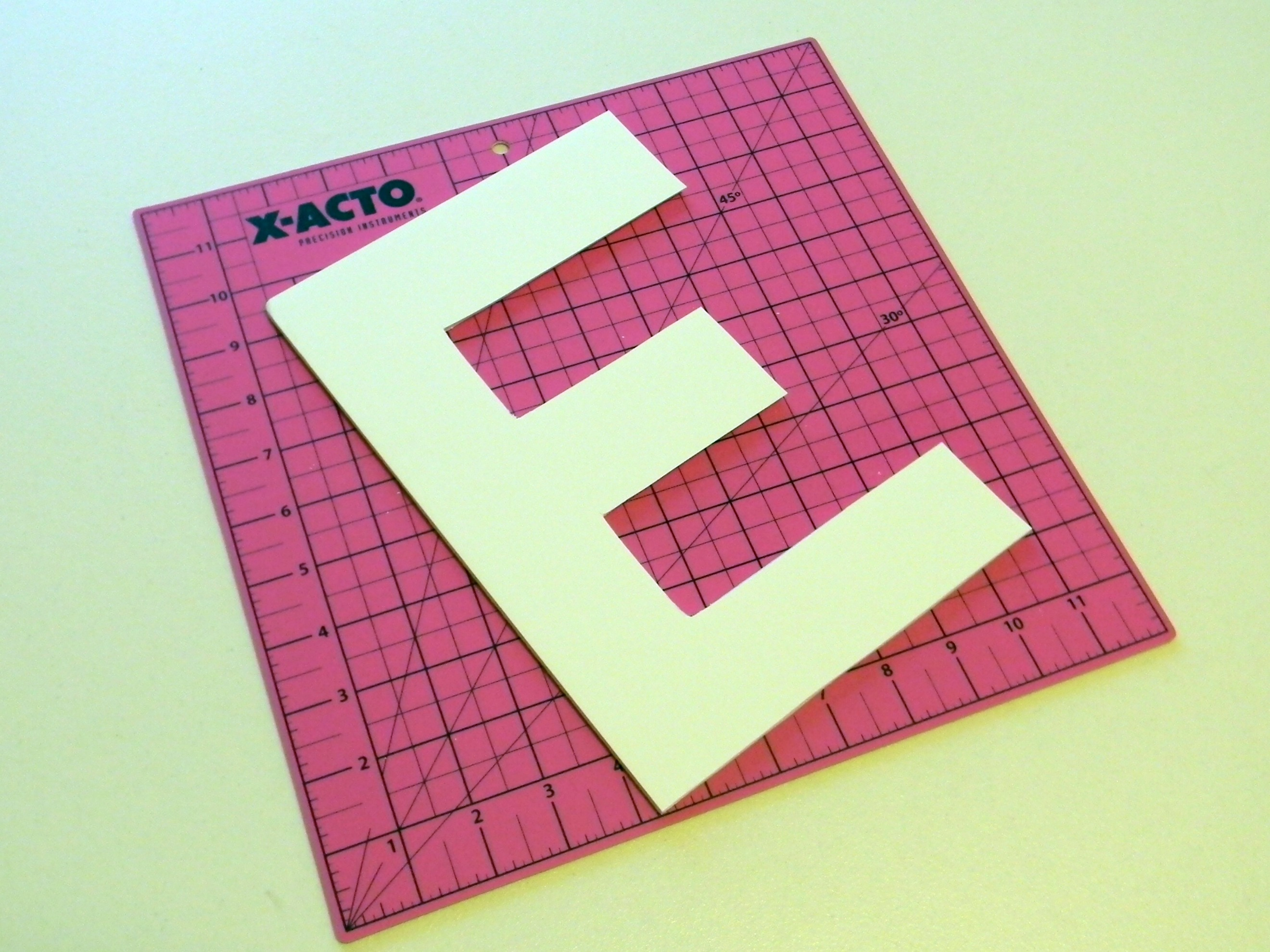 The Letter E (brought to you by Elmer\'s) - Organize and Decorate ...