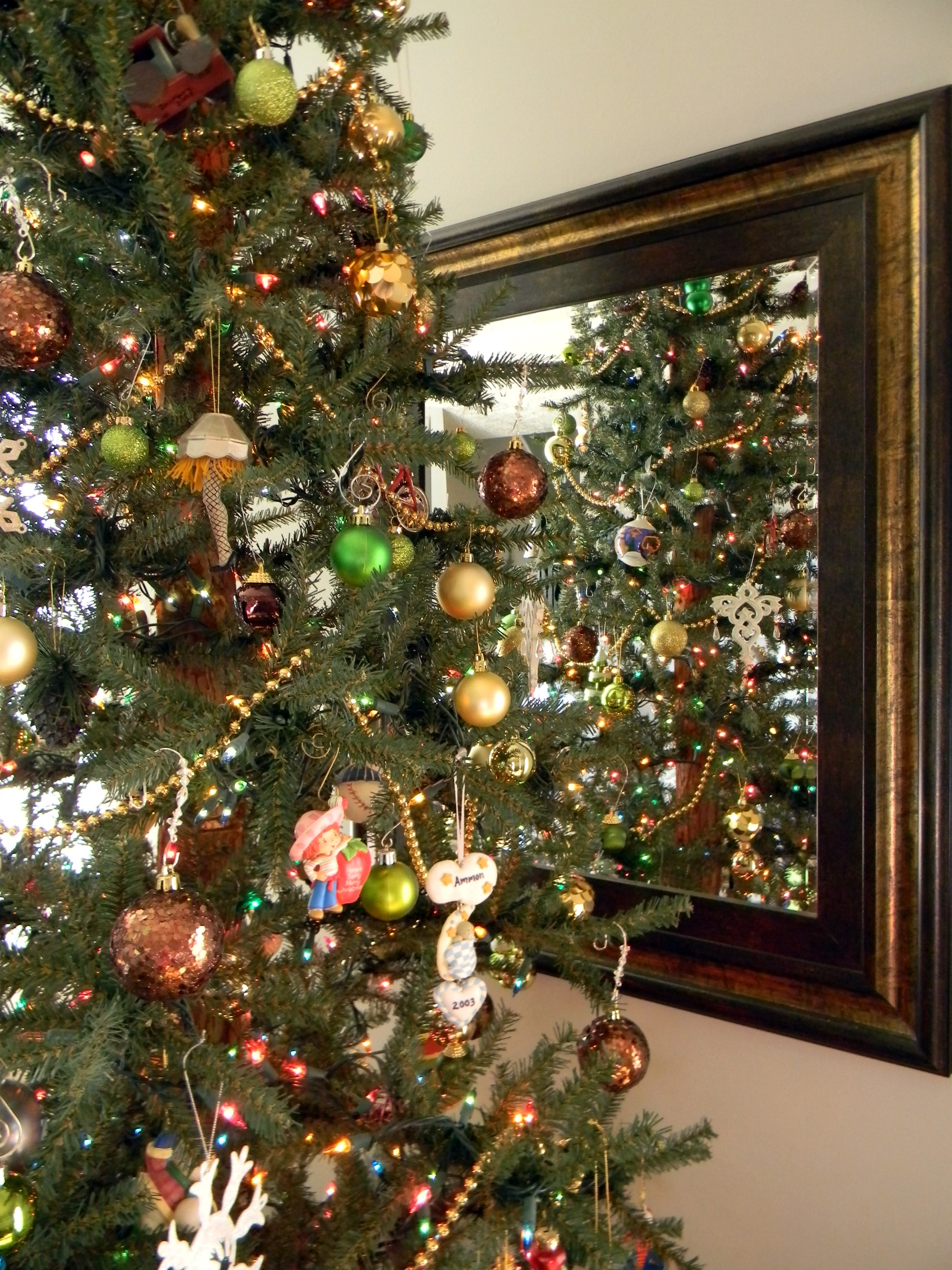 Natural Outdoorsy Woodsy Christmas Decor Organize And Decorate Everything