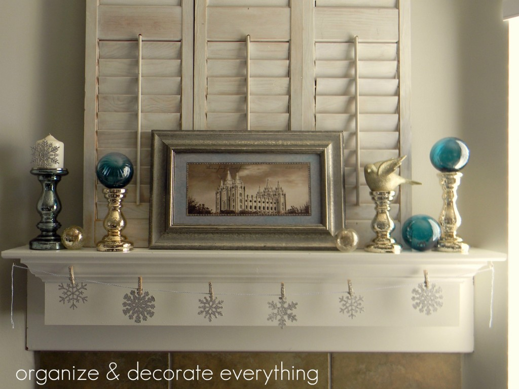 Here's the link to the HGTV.com DesignTrends Winter Mantels .
