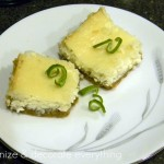 Gluten Free Key Lime Bars