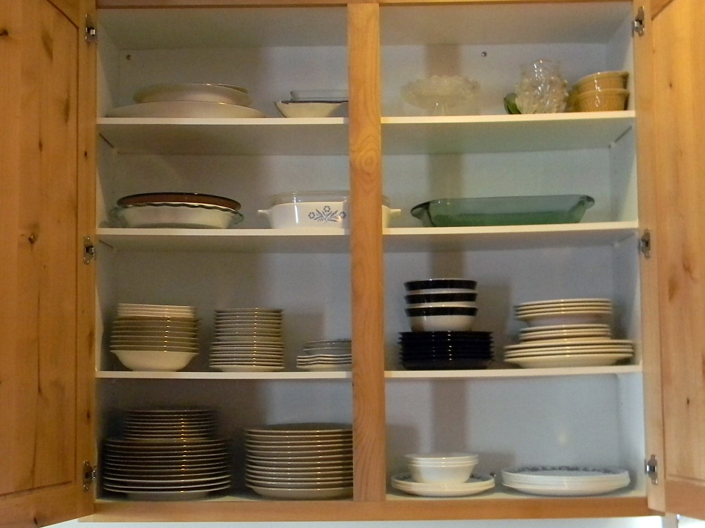 Spring cleaning decluttering and organizing organize for Best way to organize kitchen cabinets