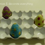Needle Felting-Easter Eggs