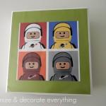 Lego Instruction Binder