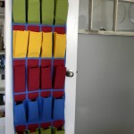 Over-the-Door Organizer for the Pantry