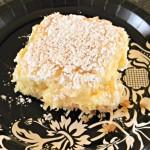Gluten Free Gooey Lemon Butter Cake