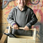 Wood Tool Box by Ammon