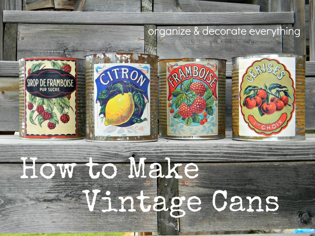 Жестяные банки в интерьере Vintage-cans-2text-1024x768