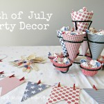 4th of July Party Decor