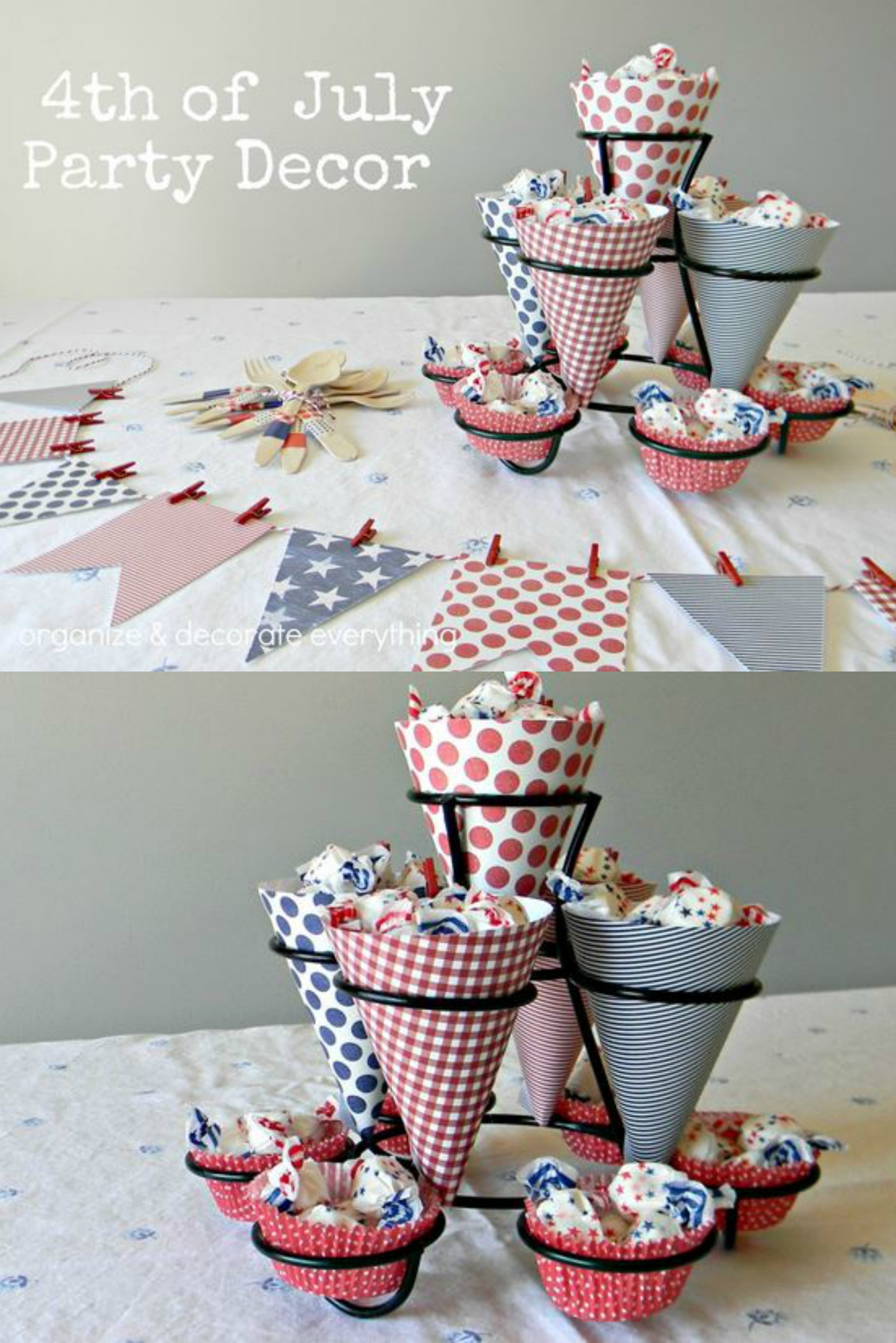 4th Of July Party Decor Organize And Decorate Everything