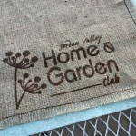 Preparing for the Jordan Valley Home & Garden Club Summer Soiree