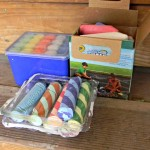 Quick Tip #17 – Sidewalk Chalk Container