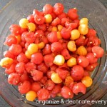 Watermelon Mint Vinaigrette Salad