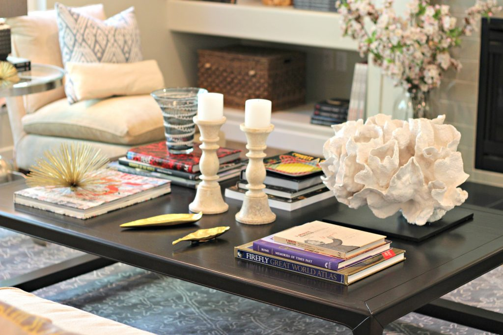 Accessorizing your Home vignettes
