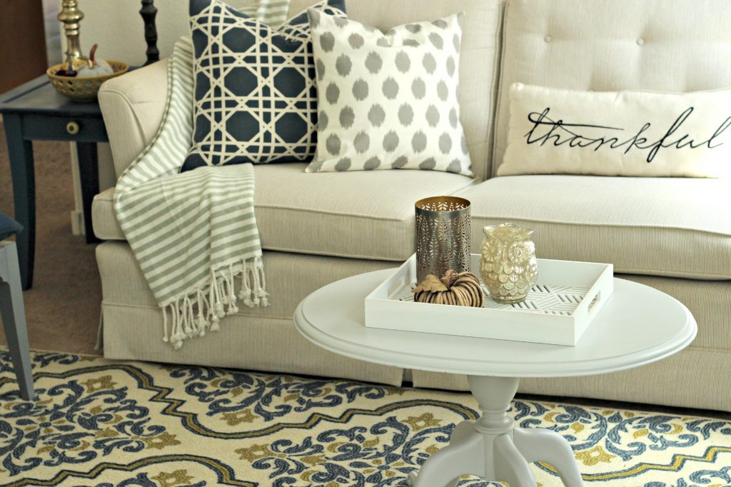 Accessorizing Your Home using Trays