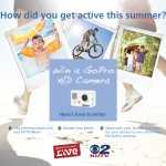 Intermountain Live asks How Did You Get Active This Summer?