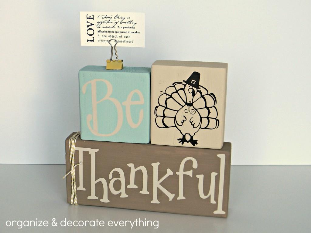 Be Thankful Its Fall Yall Blocks