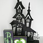 Boo Blocks with Glow-in-the-dark Vinyl