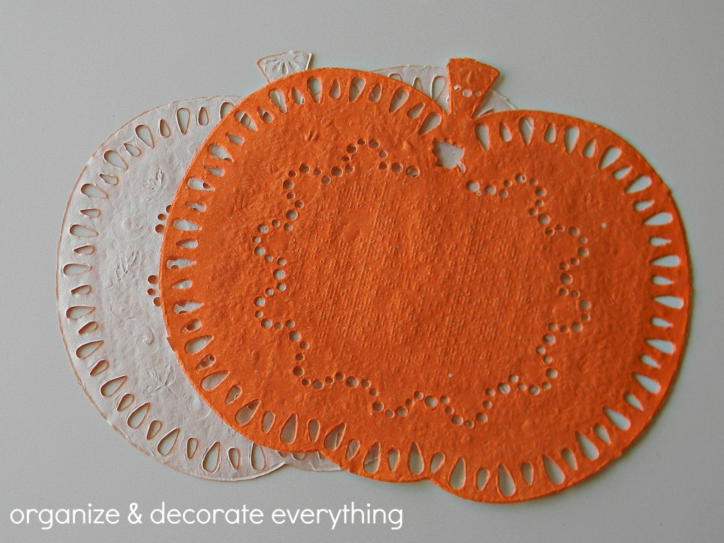 Pumpkin Candy Pouches by ODE 3.1