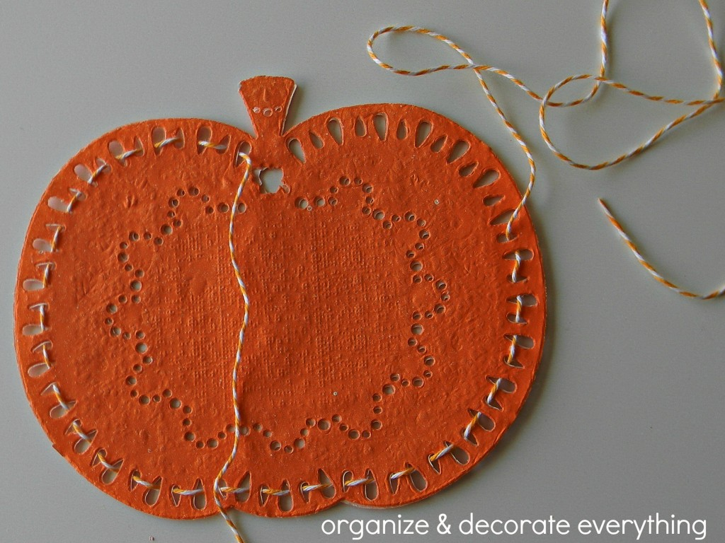 Pumpkin Candy Pouches by ODE 4.1