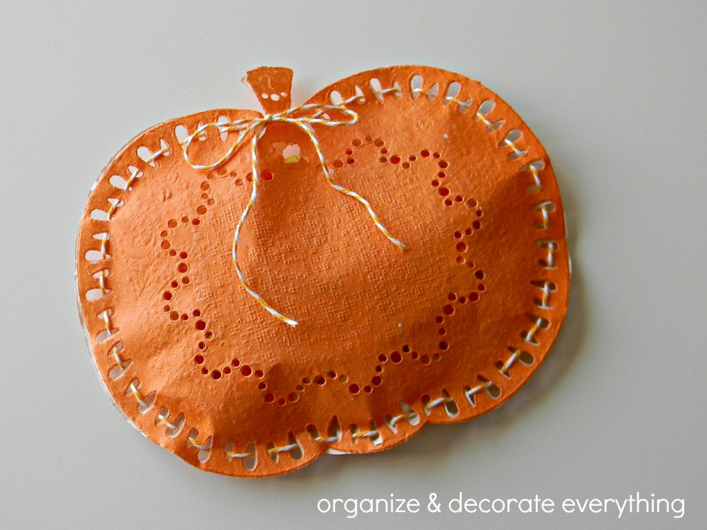 Pumpkin Candy Pouches by ODE 5.1